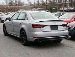 Rear-Boot-S-LIne-S4-Trunk-Spoiler-Wing-For-Audi-A4-S4-B9-Duckbill