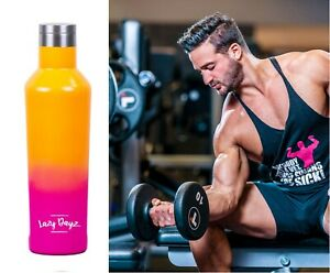 Double-Walled-480ml-Stainless-Steel-Water-Drink-Bottle-Insulated-Spartan-Outdoor