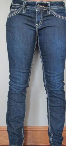 Jeans 24x31 Silver Aiko Donna Skinny 28x31 26x31 New wEqzAX