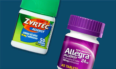 Up to 20% off allergy