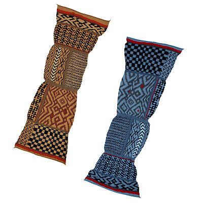 "Kapital Capital Milling Wool Muffler /"" Kuba African /"" Scarf Brown From Japan New"