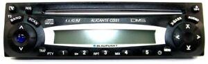 BLAUPUNKT Radio ALICANTE CD31 Bedienteil Ersatzteil 8636594666 Sparepart