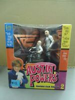 Austin Powers Dr. Evil Mini Me Series 2 Action Figures With Mini Mobile