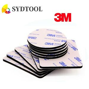 60PCS Double Sided Sticker Tape Foam Self Adhesive Pads Car Mount Phone Holder