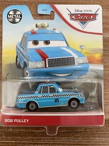 Pixar Cars Bob Pulley Metal Series 1:55 Scale