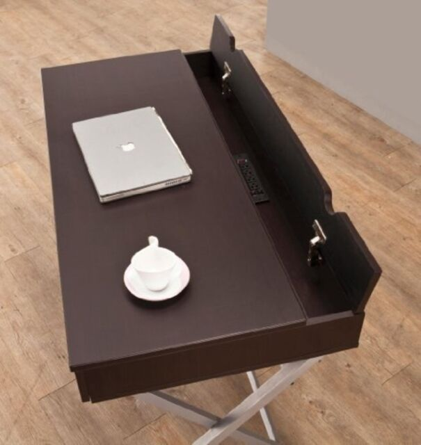 coaster home furnishings 800117 contemporary computer desk rh ebay com computer desk with outlets desk with outlets built in