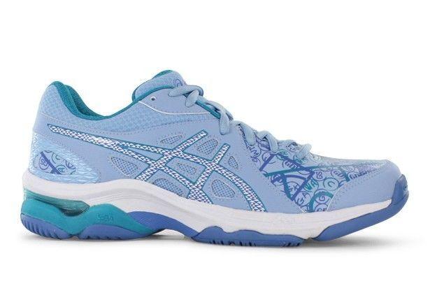 Asics Gel Netburner Academy 7 Womens Netball shoes (B) (3901)