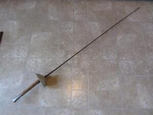 Vintage French Fencing Sword Antique