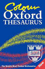 Colour Oxford Thesaurus by Eugene Ehrlich (Paperback, 2002)
