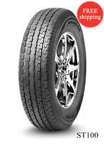 4 New ST205/75R15 D/8PR 107/102L JOYROAD ST100 Trailer Radial Tires ST 205 75R15