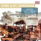 Modern Times (Alagoana/+) von Dt.Staatsphilharmonie,Steffens (2014)