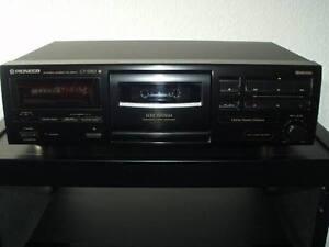 Pioneer-CT-S250-edles-Kassettendeck-aus-letzter-Serie-Zub-12-Mon-Garantie