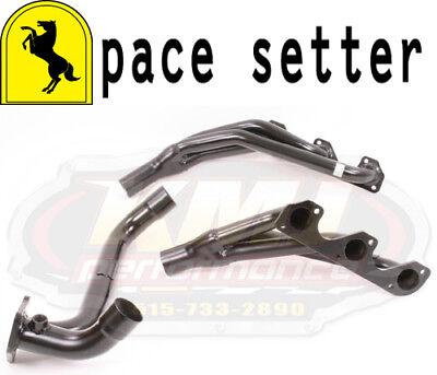 Pace Setter 70-1118 Painted Steel Headers 1988-1989 Ranger Bronco II 2.9L 4WD
