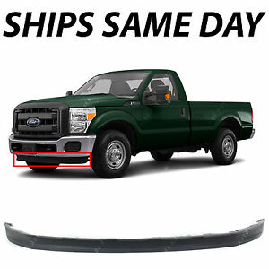 Details About New Front Per Lower Air Deflector For 2017 2016 Ford F250 F350 Super Duty 2wd