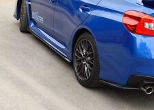 2015+ Subaru WRX & STI Side Skirts / Rear Lip, Easy Install, HTAutos, Cheap