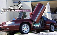 Cadillac Eldorado 1992-2002 Vertical Doors Door Kit