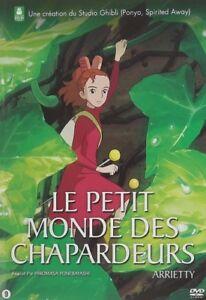 Arrietty-Le-Petit-Monde-Des-Chapardeurs-DVD-NEUF-SOUS-BLISTER