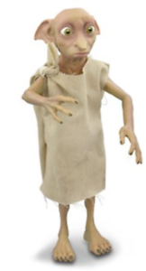 Harry Potter Dobby Toy Figure London Studio Tour Warner Bros Collectable NEW!