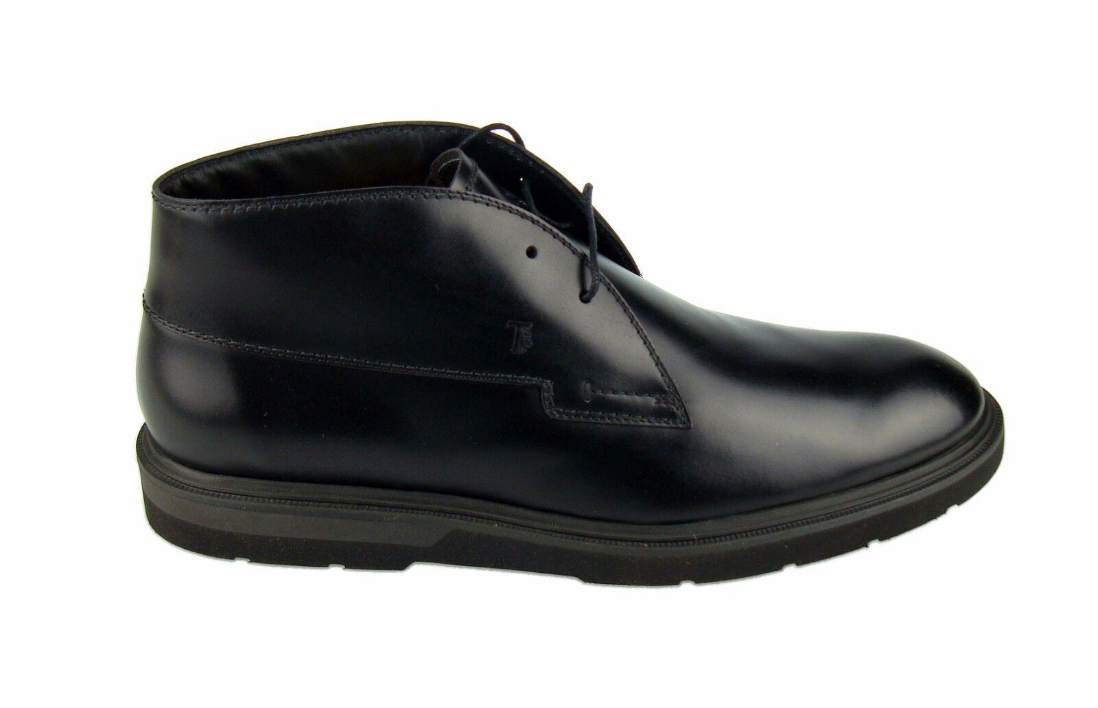 Tod's Stiefel herrenschuhe AUS LEDER  schuhe  herrenschuhe Stiefel men's 100% authentic b0b5ee