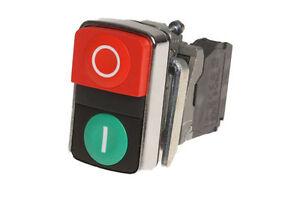 Doppeldrucktaster-IP66-Nr-4070-0210