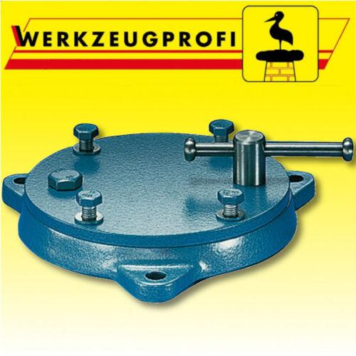 BROCKHAUS HEUER Drehteller für Schraubstock HEUER 140 mm