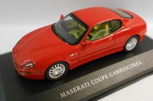 IXO-1-43-escala-MOC027-Maserati-Coupe-Cambiocorsa-Rojo