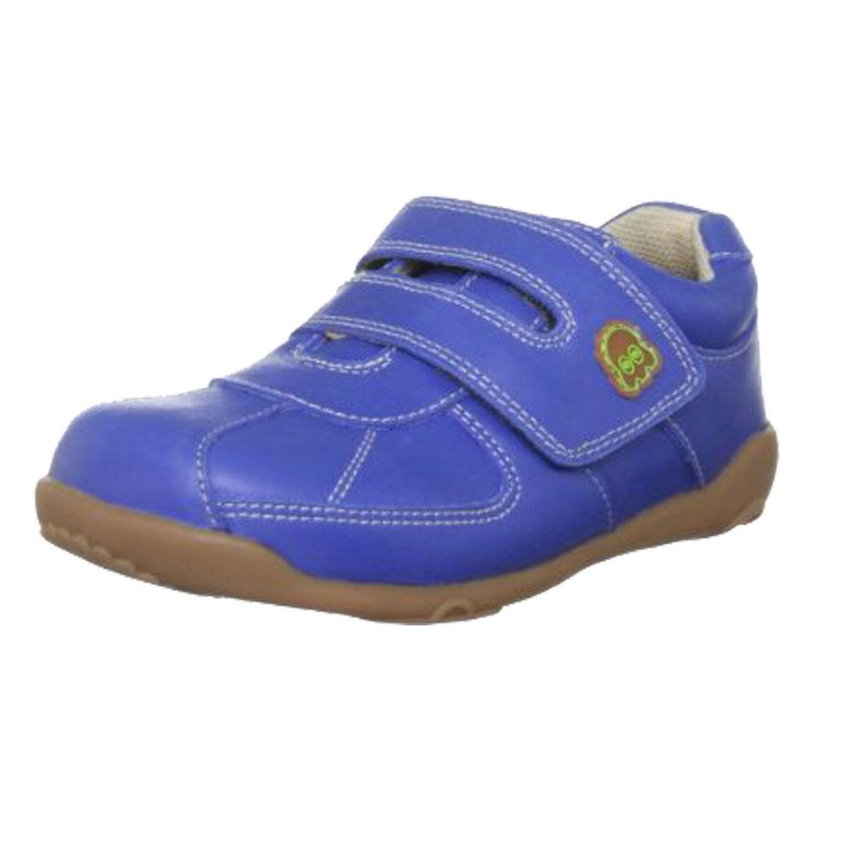 Boys Kids Pod Juniors Casual Infants Shoes Classic Trainers Blue Infants Casual Size 30b484
