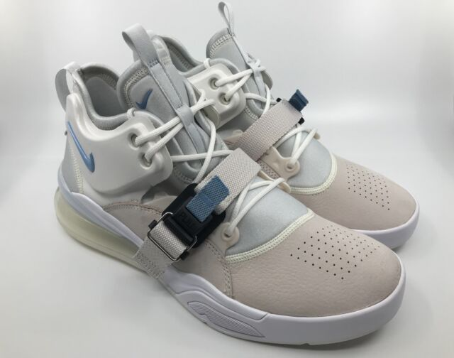 85cf00d3c578 Nike Air Force 270 Big Air Phantom Pure Platinum Blue Size 10.5 for ...