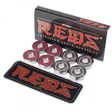 Bones Bearings Reds 8er Set Kugellager 608