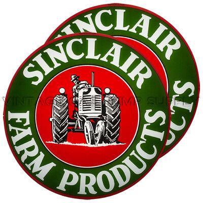 """G180 Sinclair Ethyl 13.5/"""" Gas Pump Globe"""