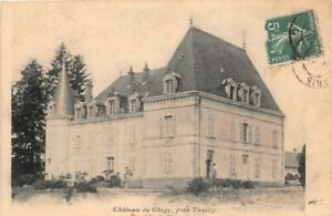 Castle-of-Chigy-near-Tazilly
