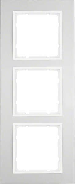 Berker Rahmen 3f.alu pws 10133904 (1er) | Hohe Qualität und geringer Aufwand