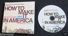KID CUDI/MEEK MILL/AVICII 'HOW TO MAKE IT IN AMERICA MIX VOL. 2' 2011 PROMO CD