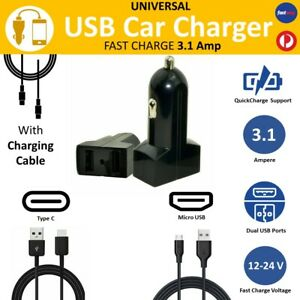 3-1Amp-Real-Car-Charger-12V-Dual-Port-Car-Socket-Adapter-for-iPhone-11-Samsung