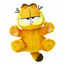 """OFFICIAL GARFIELD JUST CLINGING AROUND SOFT PLUSH CAR TOY 8"""" - Window Sucket"""