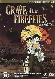 1 of 1 - Grave Of The Fireflies (DVD, 2004, 2-Disc Set)