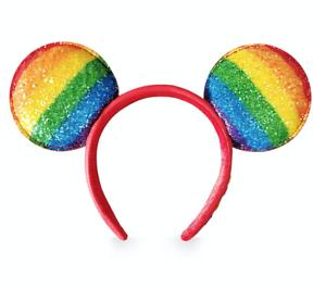 Disney-Store-Rainbow-Disney-Collection-Mickey-Mouse-Ear-Headband-2020-NWT