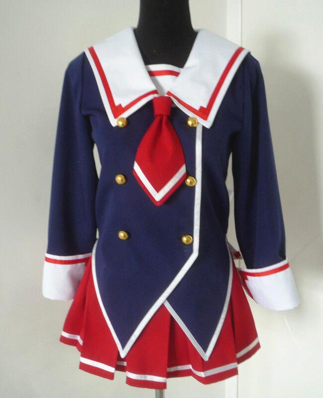 Anime C3 C Cube x Curse Curse Curse x Curious Cosplay Kostüm Muramasa Konoha Kleid Uniform | Mittel Preis  8f84a6