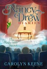 The Magician's Secret (Nancy Drew Diaries)-ExLibrary