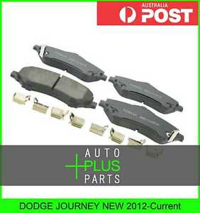 Fits-DODGE-JOURNEY-NEW-2012-Current-Brake-Pads-Disc-Brake-Front-Brakes-Set