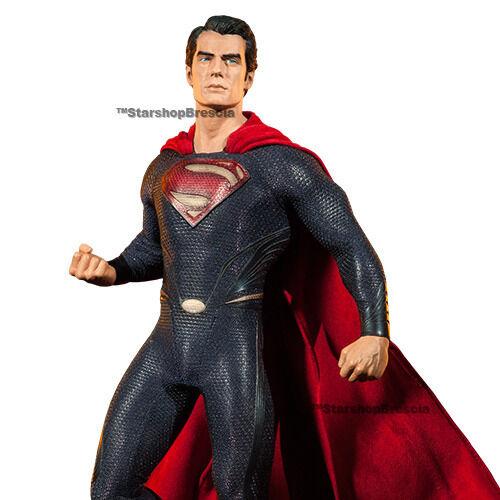 SUPERMAN - Man of Steel - Superman Statue Premium Format Figure 1/4 Statue Superman Sideshow 7284a4