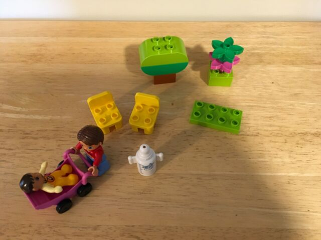 LEGO DUPLO Mom and Baby 10585