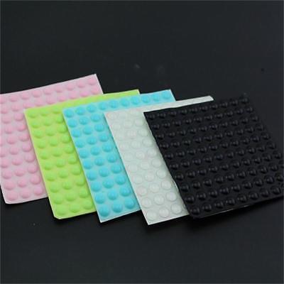 Adhesive Rubber Feet Buffer Bumper Stops Door Cupboard Drawer Kitchen Cabinet N3