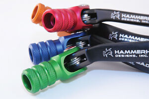 Hammerhead Designs FORGED SHIFT LEVER HONDA