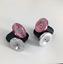 Fouriers Alluminum Mountain Bike Handlebar Bar End Plug Caps Set MTB Bicycle 002