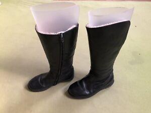 cheaper 24ba1 8ec41 Details zu MOD8 Mädchen Stiefel Boots Schuhe Leder Gr.32 US15 girls boots  leather zip fly