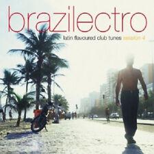 BRAZILECTRO 4 = Praful/Koop/Beltran/Bingle/Dope/Tricatel...=2CD= LOUNGE CHILLOUT