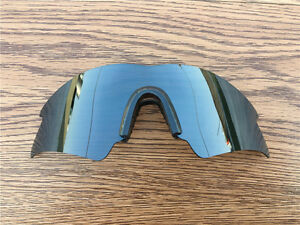 06302c4a4a5 Image is loading Black-Iridium-polarized-Replacement-Lenses-for-oakley-M-
