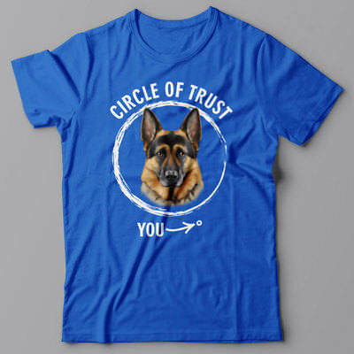 BORDER COLLIE breed Cool T-shirt CIRCLE OF TRUST gift for dog lover