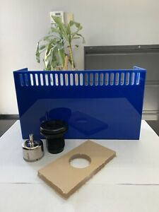 SURFACE SKIMMER FOR CORAL COMPLETE KIT 1800 GPH AQUARIUM OVERFLOW BOX